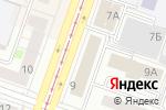 Схема проезда до компании Nail room в Челябинске
