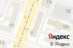 Схема проезда до компании Академия бытового ремонта в Челябинске