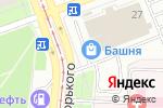 Схема проезда до компании LiVADO в Челябинске