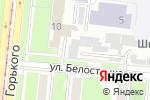 Схема проезда до компании МРСК УРАЛА в Челябинске
