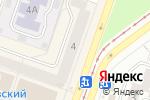 Схема проезда до компании НАЙФЛ в Челябинске