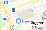Схема проезда до компании Детский мир в Челябинске