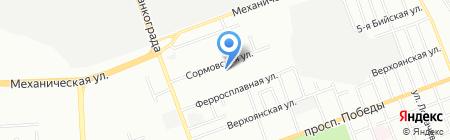 Ассорти-Ф на карте Челябинска