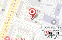 Схема проезда до компании Статус - Гис в Челябинске
