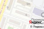 Схема проезда до компании РиэлПроф в Челябинске