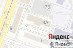Схема проезда до компании Объединенная Строительная Компания в Челябинске