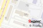 Схема проезда до компании ЧелТрансАвто в Челябинске