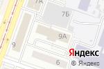 Схема проезда до компании Прим Комплект Гидроизоляция в Челябинске
