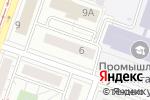 Схема проезда до компании К-Центр в Челябинске