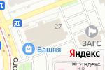 Схема проезда до компании Салон элитной парфюмерии в Челябинске