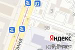 Схема проезда до компании Блин пельмень в Челябинске