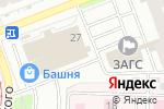 Схема проезда до компании Суши-До в Челябинске