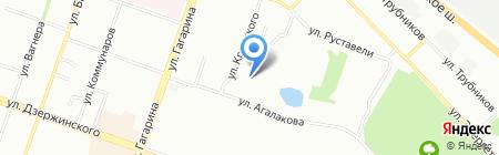 Spar на карте Челябинска