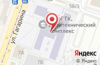 Схема проезда до компании Излит в Челябинске