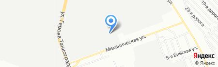 ЭкоМобиль на карте Челябинска
