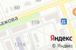 Схема проезда до компании Миттельшпиль в Челябинске