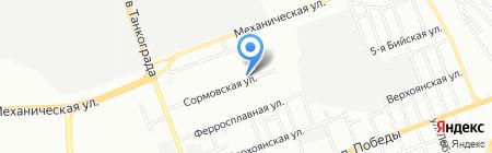 Демонтажсервис на карте Челябинска