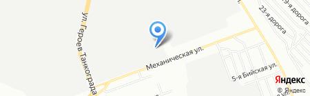 А-Элита на карте Челябинска