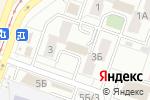 Схема проезда до компании Магазин автосервисного оборудования и инструмента в Челябинске