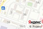 Схема проезда до компании Красное & Белое в Челябинске