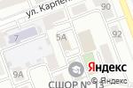 Схема проезда до компании ФотоЖалюзи в Челябинске