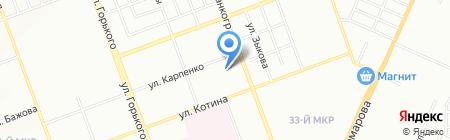 ЭлитЭлектро на карте Челябинска