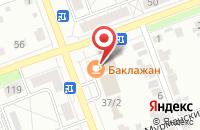 Схема проезда до компании Южно-Уральские Технические Системы в Челябинске