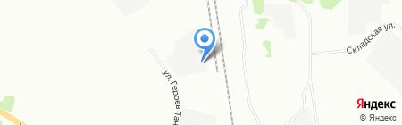 Челябинск-Промарматура на карте Челябинска
