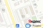 Схема проезда до компании СПАРТАК в Челябинске