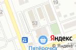 Схема проезда до компании Магазин хозтоваров и семян в Челябинске