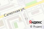 Схема проезда до компании Техносот в Челябинске