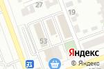 Схема проезда до компании Калинка в Челябинске
