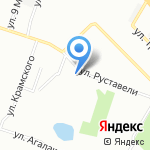 КомфортЧелСтрой на карте Челябинска