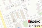 Схема проезда до компании Уралсибтехмаш в Челябинске