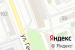 Схема проезда до компании ЛеКа в Челябинске