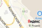 Схема проезда до компании Шаурма Giros в Челябинске