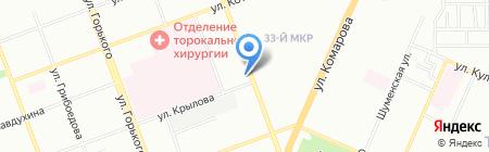 Кадастровое бюро на карте Челябинска