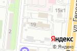Схема проезда до компании Техно-Сток в Челябинске