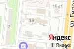 Схема проезда до компании УРАЛАВТОТРАК в Челябинске