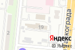 Схема проезда до компании Цветик-семицветик в Челябинске
