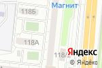 Схема проезда до компании Сластена в Челябинске