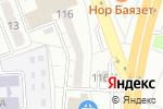 Схема проезда до компании 74dom.ru в Челябинске