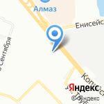 Comepay на карте Челябинска