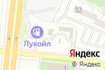 Схема проезда до компании Магна в Челябинске