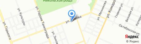 Агентство бухгалтерского сопровождения на карте Челябинска