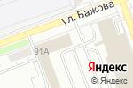 Схема проезда до компании Эдс-Стоматология в Челябинске