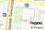 Схема проезда до компании Учебно-методический центр по образованию и повышению квалификации работников культуры и искусства Челябинской области в Челябинске