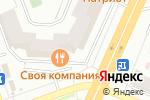 Схема проезда до компании Техно Тайгер в Челябинске