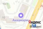 Схема проезда до компании D-Place в Челябинске