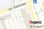Схема проезда до компании Интерком в Челябинске